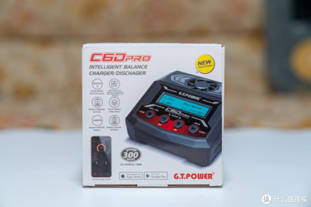 G.T. Power C6D Pro遥控模型锂电池充电器——功能超多的充电器