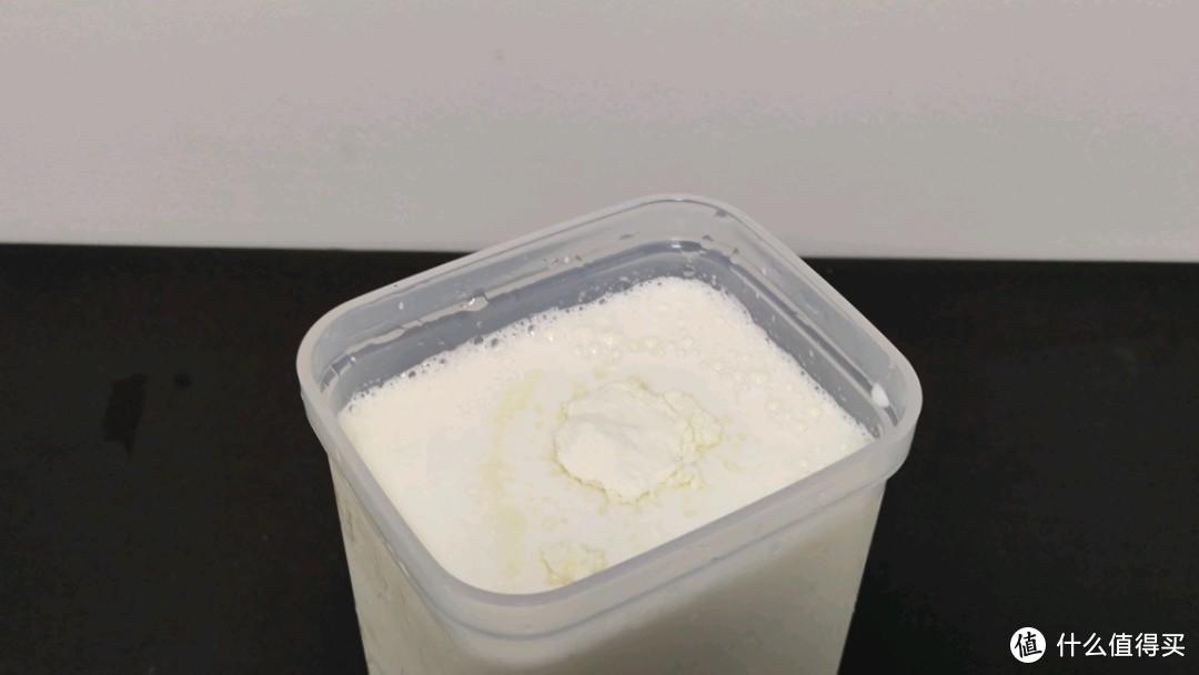 第一次尝试用酸奶机做酸奶,在线等,这算是翻车了吗?