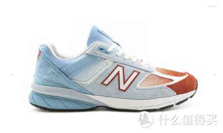 New Balance 990v5 全新渐层配色曝光!