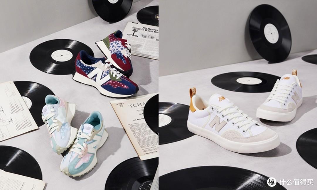 腰果花这么火?New Balance 发布全新 327 x Paisley 腰果花鞋款