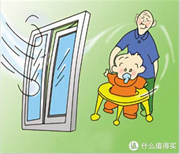 别让意外再一次在门窗旁发生!家里有小孩,安全门窗一定不能省!
