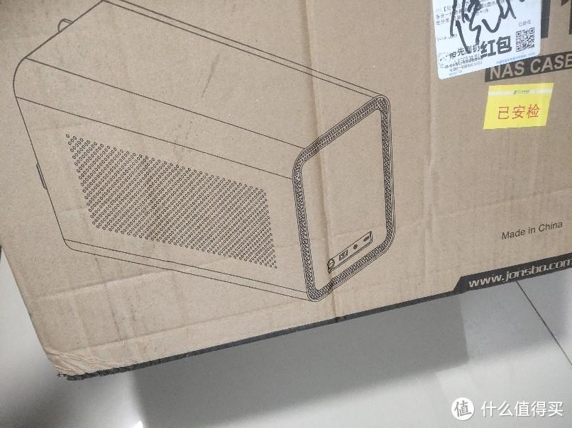 乔思伯N1小型NAS机箱 首发开箱