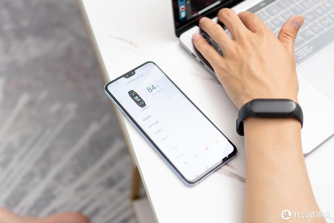 小米手环深度用户如何使用手环健康养生