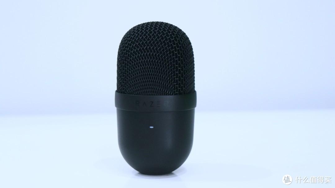 雷蛇魔音海妖迷你版麦克风,优秀音质表现出色