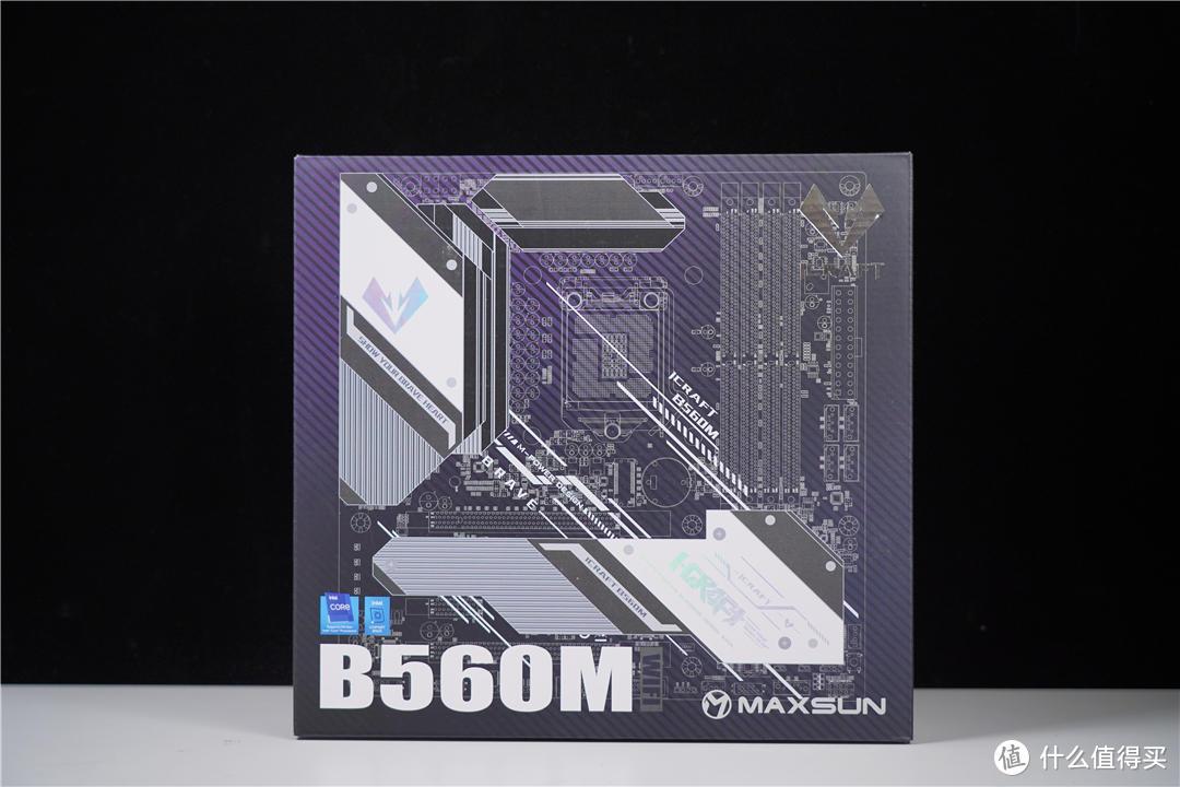 铭瑄用心之作--铭瑄MS-iCraft B560M分享