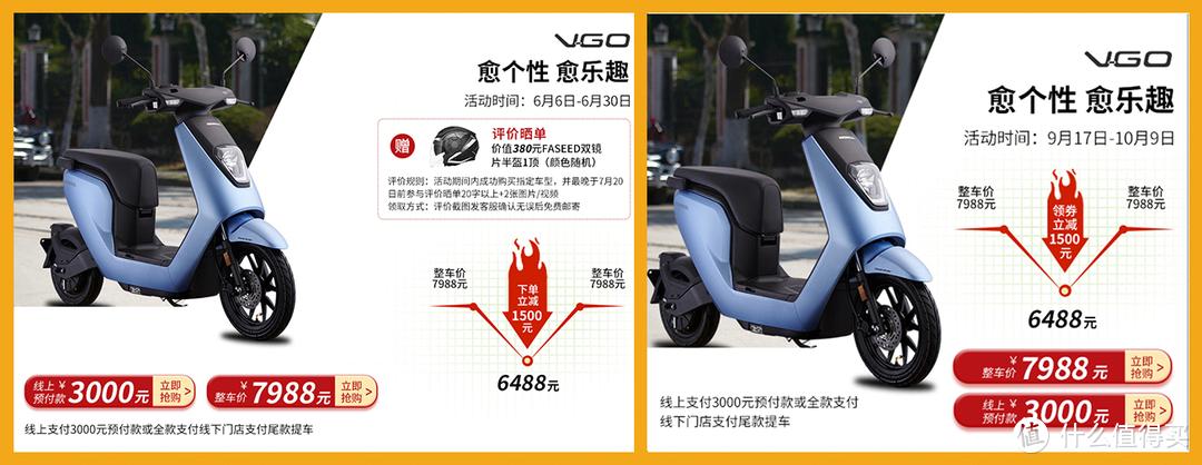 日常通勤出行代步工具,本田VGO电动车骑行体验分享
