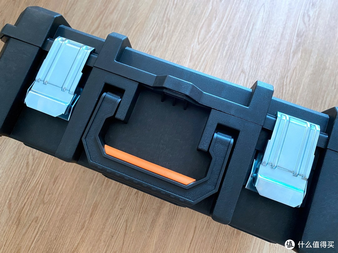 拓为模块化重型移动工作站+抽屉式零件盒晒单