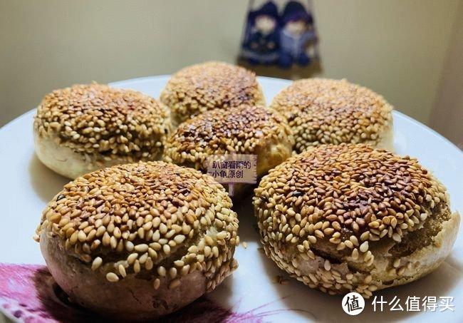 老北京芝麻酱烧饼,家庭制作的详细方法和窍门,焦香酥脆越嚼越香