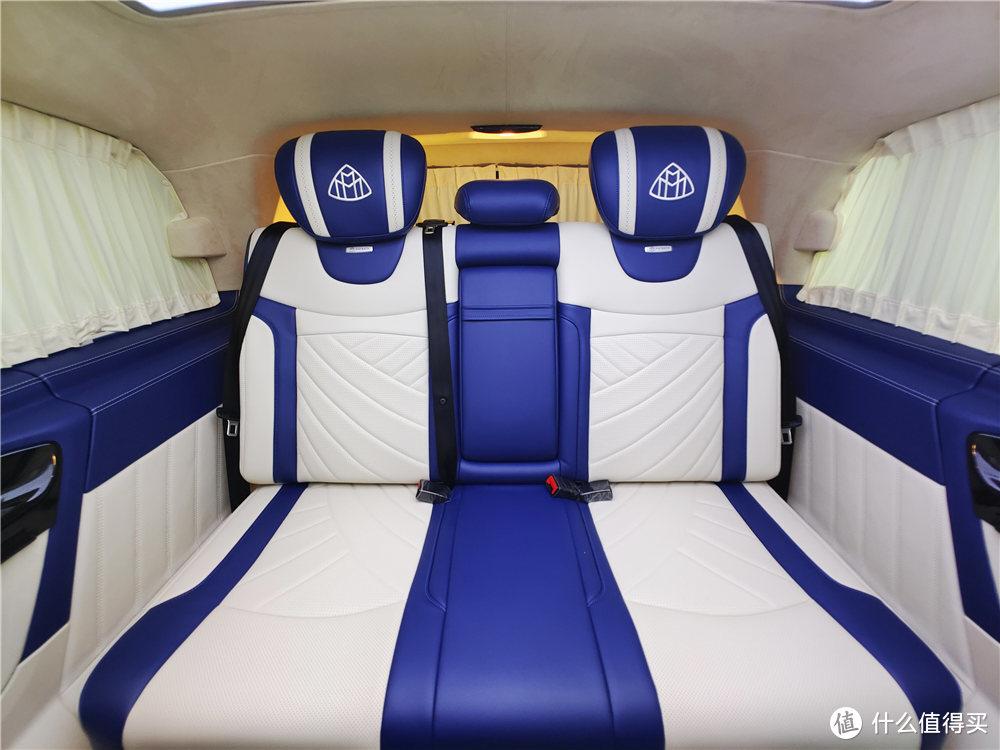 奔驰威霆改装升级内饰,这么豪华商务的设计,老板肯定喜欢
