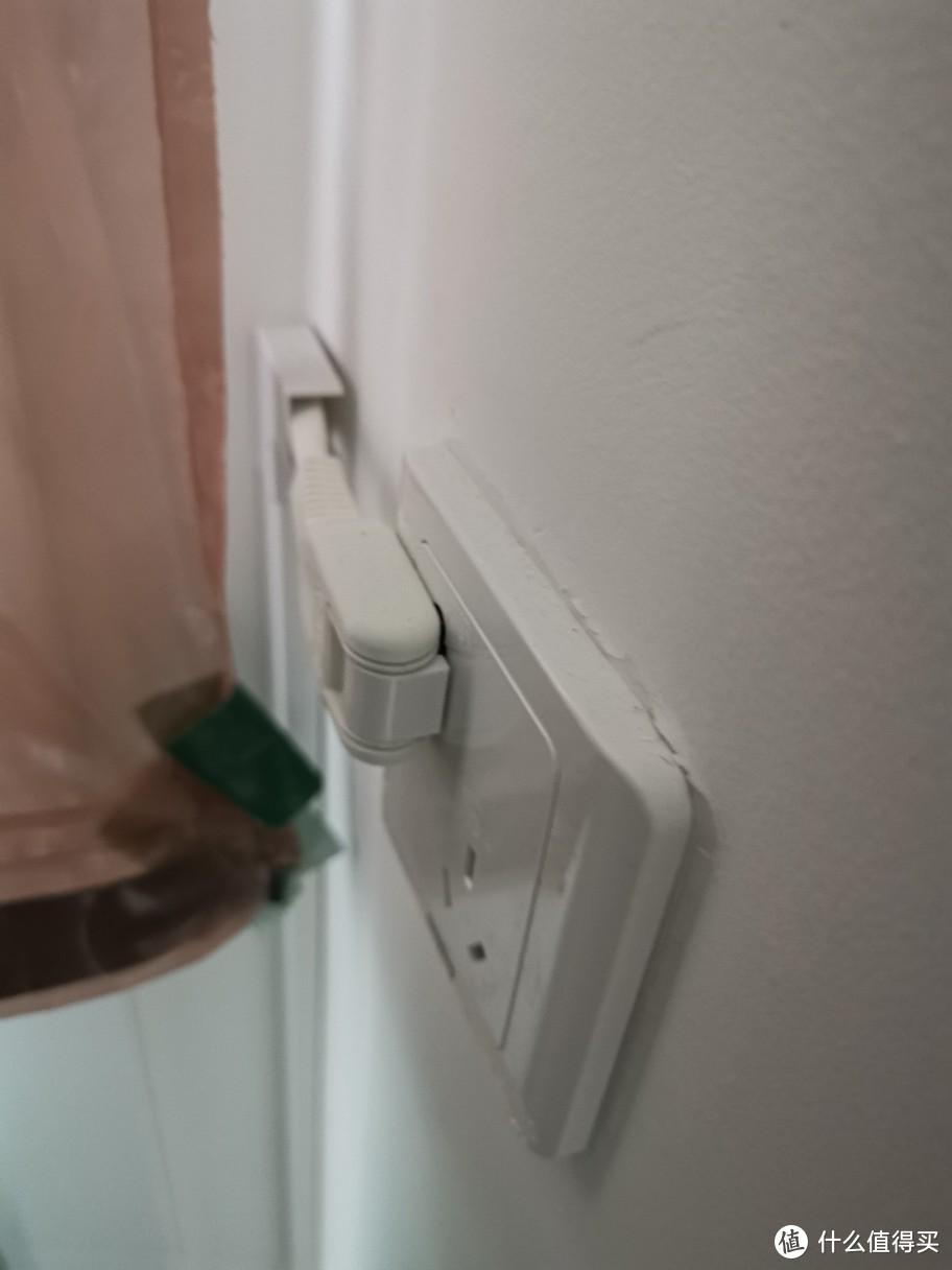 从冰箱的插座上借电