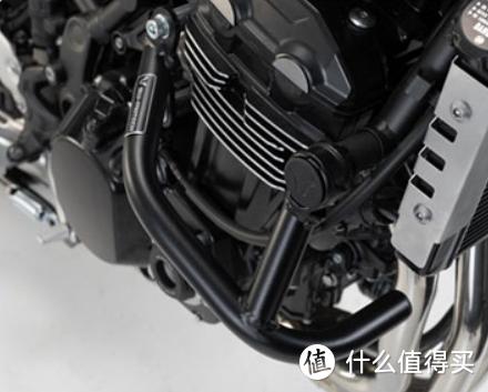介绍德国SW川崎z900rs摩托车改装防摔护杠配件越野防摔杠保险杠