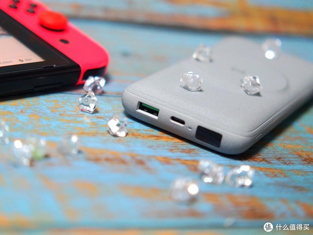 比苹果MagSafe外接电池好用的无线充电宝
