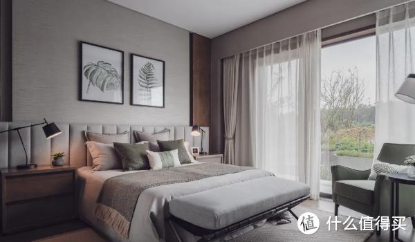卧室背景墙别浪费,这样设计彰显品位!