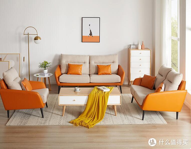 【家逸家具】他们的家具是简约而不简单的哦,这个沙发不是用来坐的,是用来瘫的!