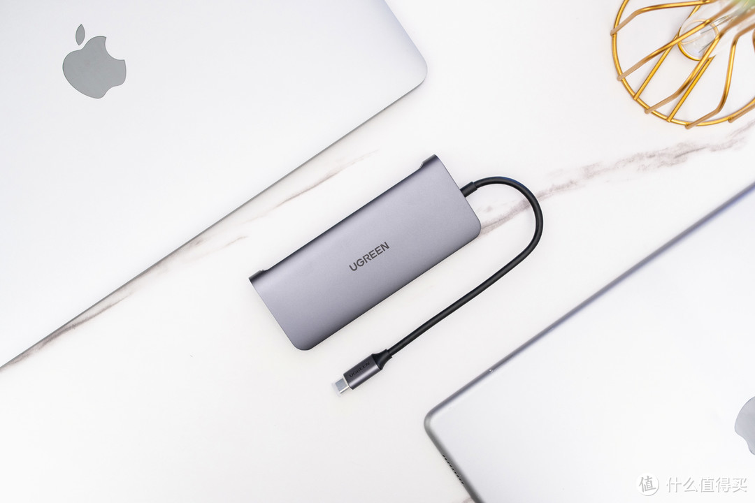 Macbook必备伴侣——十合一的扩展坞上手