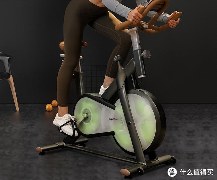 莫比家用动感单车全家可用,收获更幸福的生活