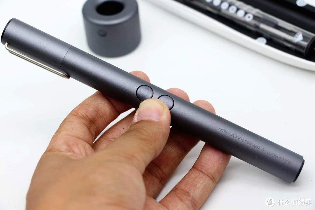 手自一体,居家拆装好帮手,WOWSTICK PLAY MINI SD全新锂电螺丝刀来了