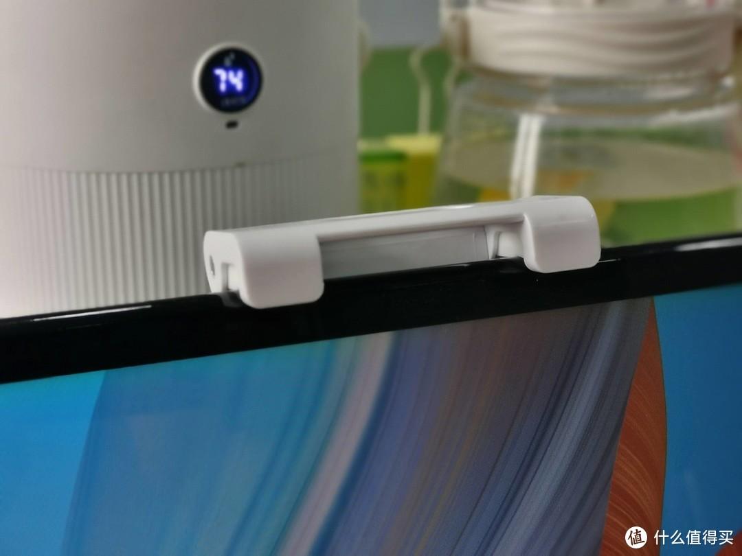innocn便携屏的桌面搭配,百元支架提升办公舒适度