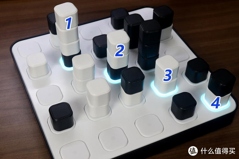 益智有趣,再来一局!计客GiiKER智能空间四子棋体验