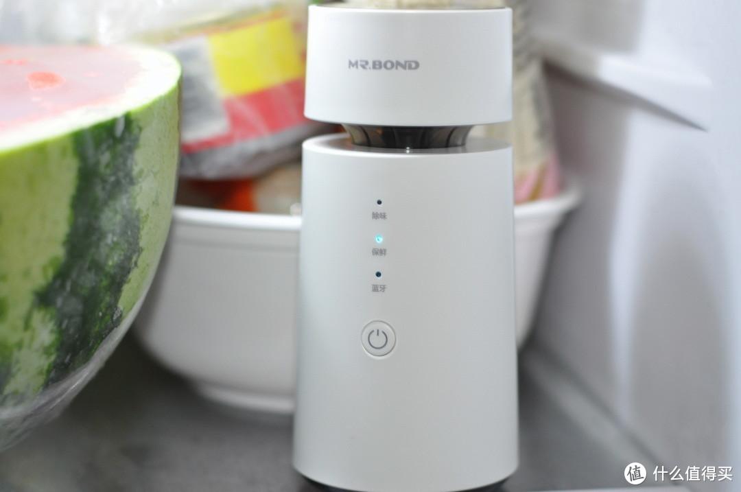 赞!冰箱除味好物推荐:邦先生巨能活氧除味器
