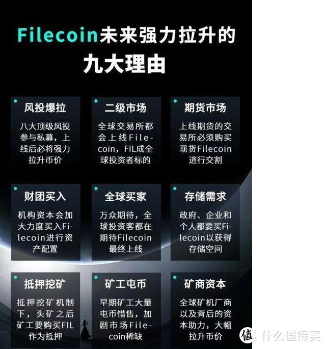 为什么要买filecoin矿机挖矿?为什么不直接买币?
