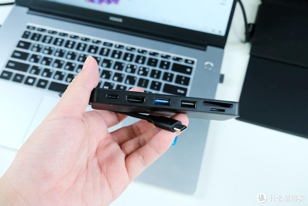 苹果M1芯片的MacBook如何扩展?评测体验aigo扩展坞,功能很全面