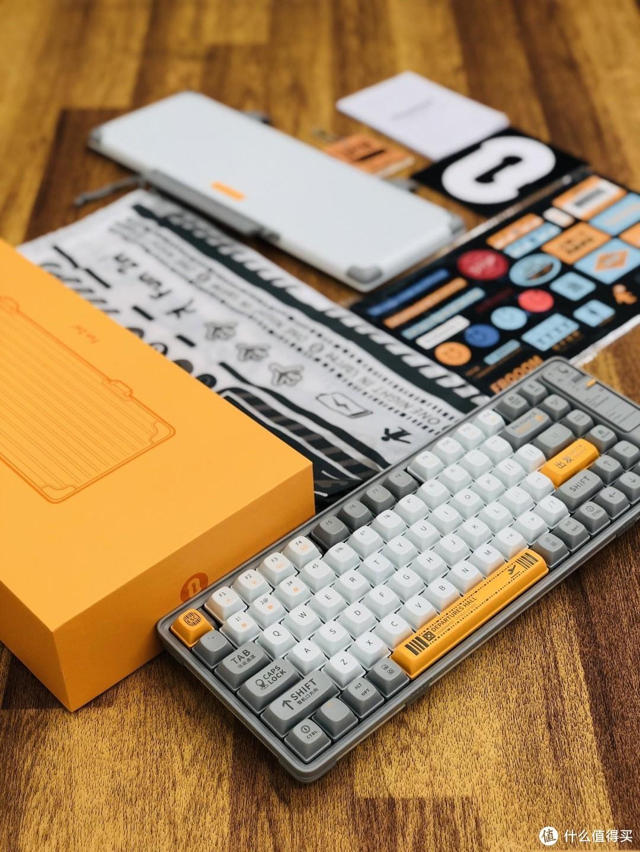 小浪键盘开箱