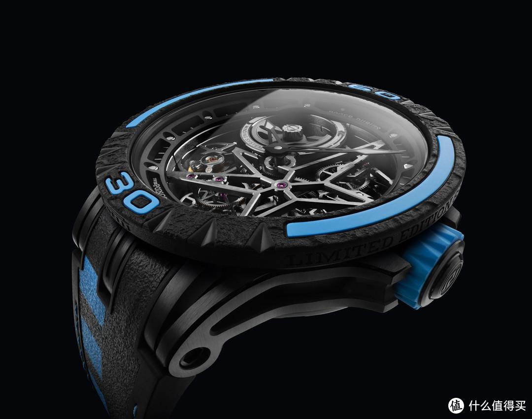Excalibur Spider Pirelli腕表