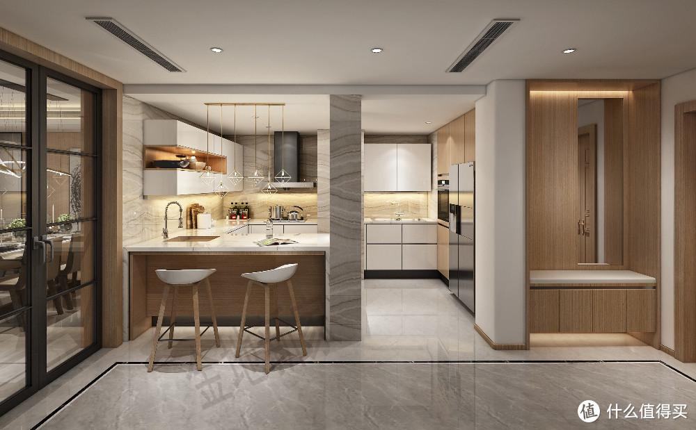金地新家告诉你:厨房装修的六大要点