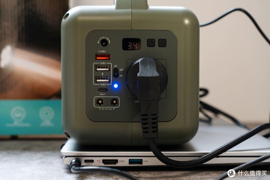 户外电源成了新的全民标配?ORICO这款120W的基本够用了