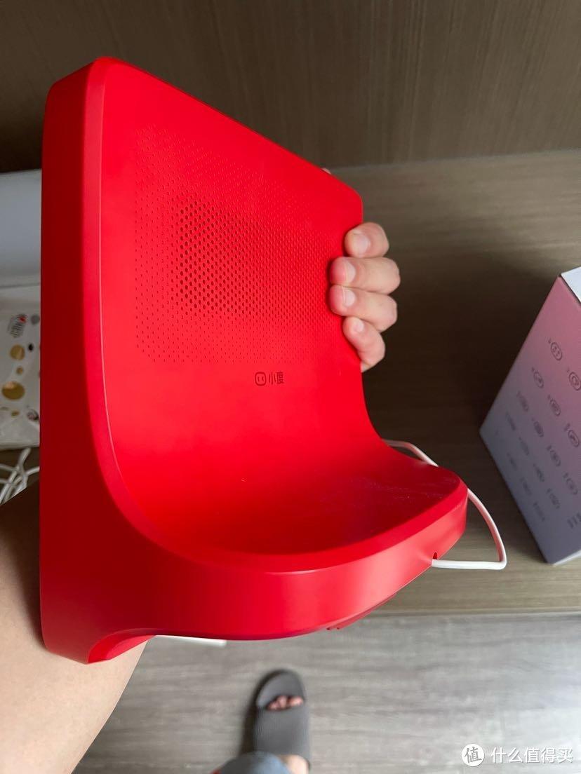 白菜价的X8怎么样?给宝宝收了一个小度在家智能屏X8开箱及使用体验