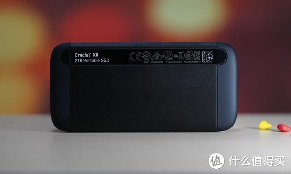 存储之光,Crucial英睿达X8 2TB移动SSD深度评测