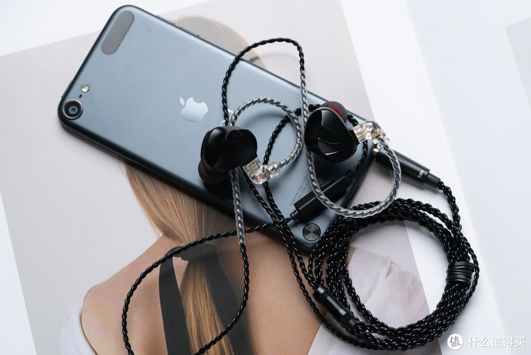一圈六铁!这是什么配置?TRN-VX HIFI耳机体验
