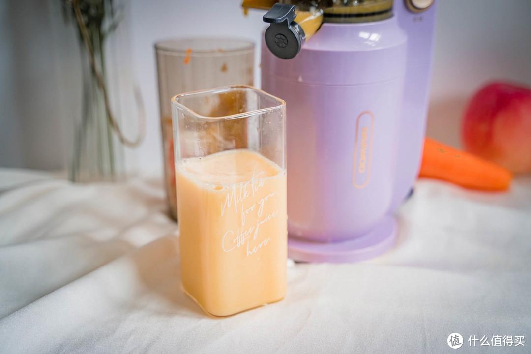 夏天就要补充维生素!榨一杯原汁原味的顺滑果汁 — 大宇原汁机