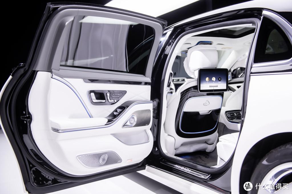 21款迈巴赫S480改装新一代的柏林之声高端4D环绕音响系统