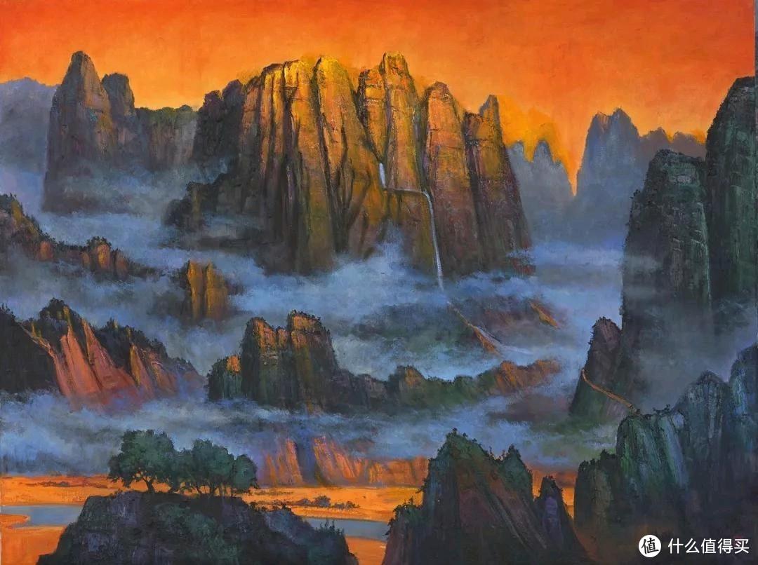 朱曜奎×列维坦,到底谁是风景第一人?