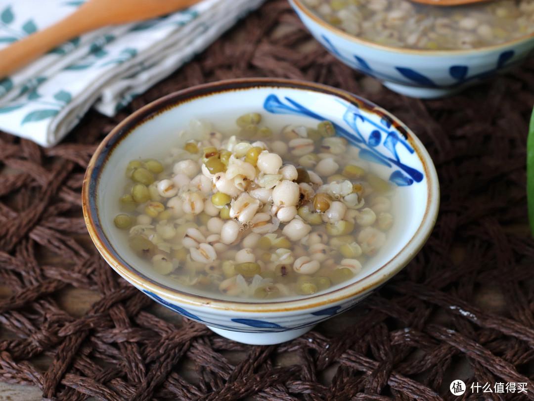 大暑时节,熬薏米绿豆粥,多做一步,健脾祛湿不寒凉,轻松过夏天