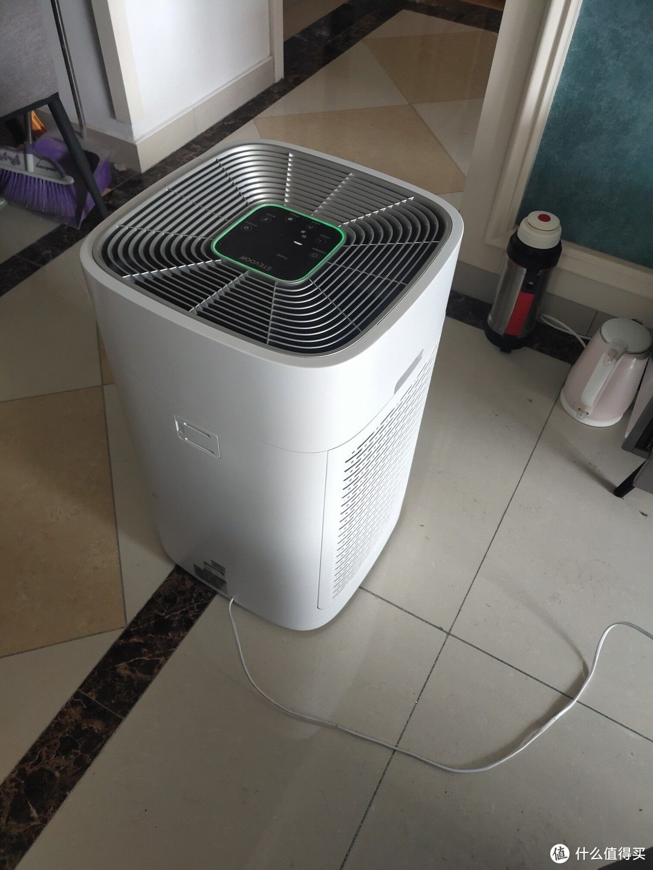 新家除甲醛除味必备好物-斯帝沃空气净化器