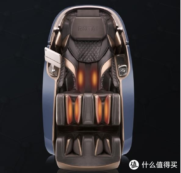 荣泰按摩椅RT8900双子芯按摩双拍档