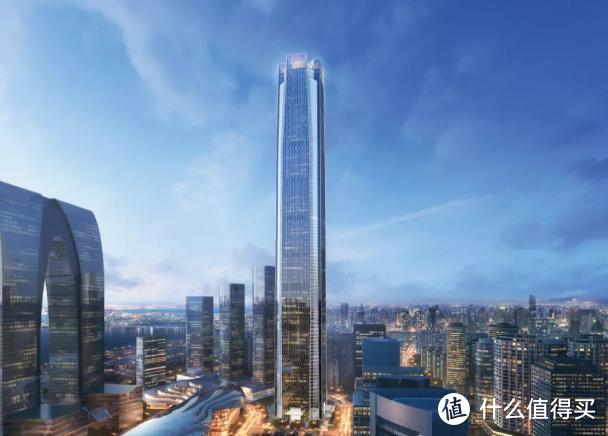 苏州中南中心的建造速度算快吗?