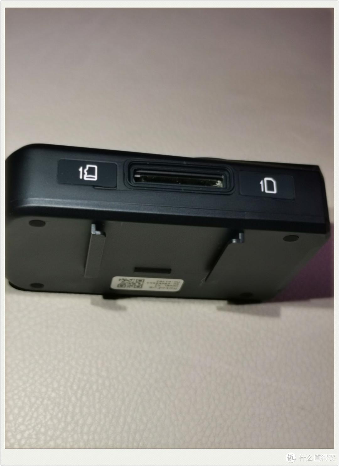 主机底部接口和TF卡查擦以及手机卡插槽