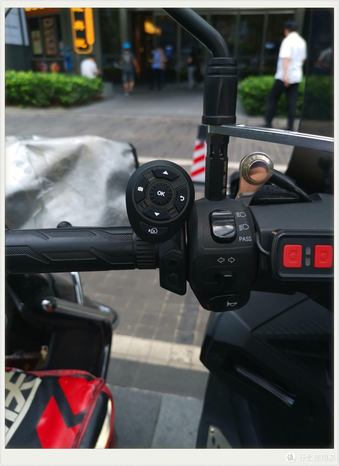 车吧按钮安装,需要通过蓝牙连接