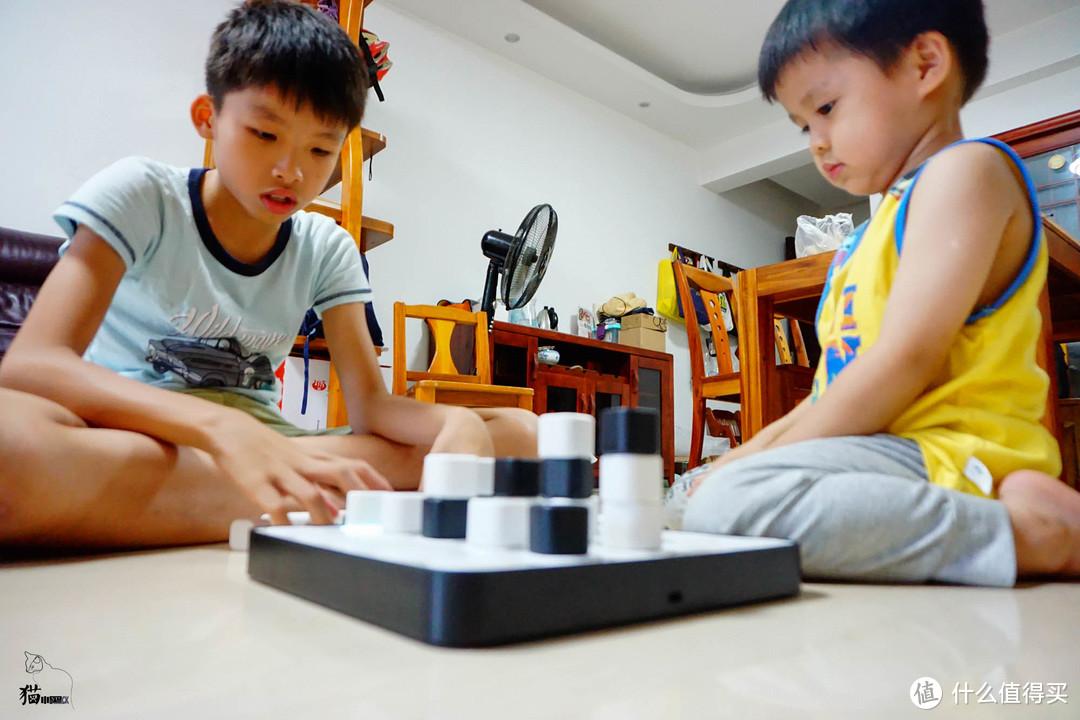 这个假期让孩子远离手机,共同体验对弈的乐趣