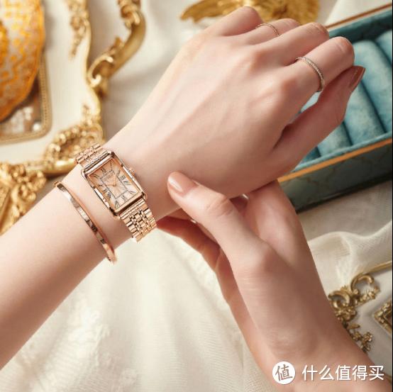 经典时尚还不贵的女士手表哪里找?女盆友生日礼物准备好了!