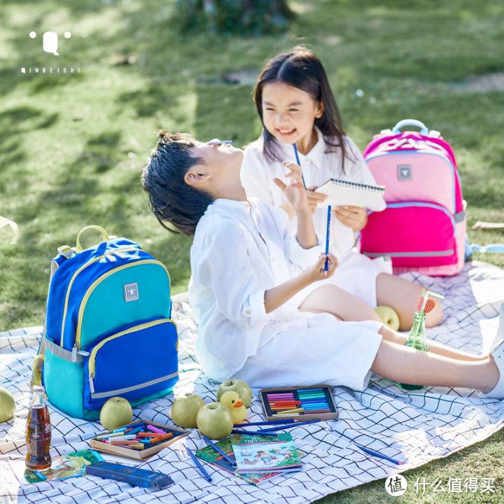 亲贝适护脊双肩书包,守护孩子的脊椎健康!