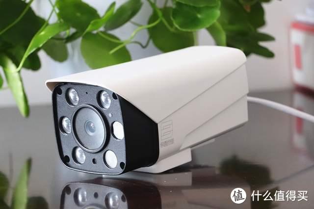 家居安防摄像头,重在拍的清,华晟全彩摄像头安装分享