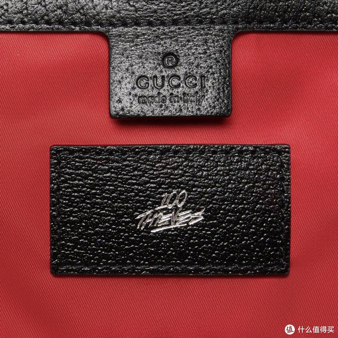 梦幻联动!限量200件 100 Thieves 电竞 × Gucci 的联名你会买单吗?