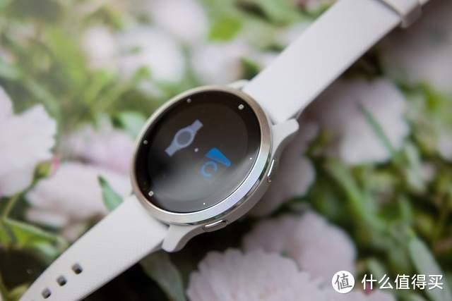 佳明Venu2S智能手表正面