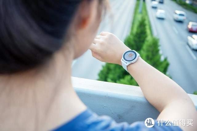 女孩子也有精致专业的运动智能手表,佳明Venu2S上手体验