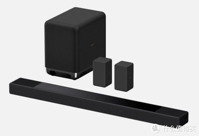 SONY索尼 发布HT-A7000旗舰客厅音箱系统:支持HDMI 2.1和杜比全景声